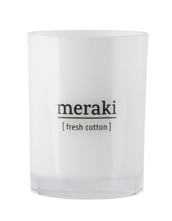 Vonná svíčka Fresh Cotton
