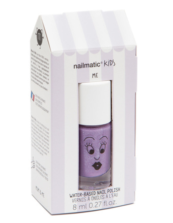 Sada laků na nehty Nailmatic Mom & me - purple