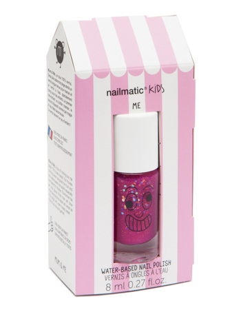 Sada laků na nehty Nailmatic Mom & me - deep pink