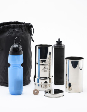 Go Berkey Kit - na cesty