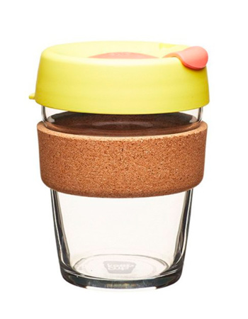 Keepcup Saffron cork brew 340 ml