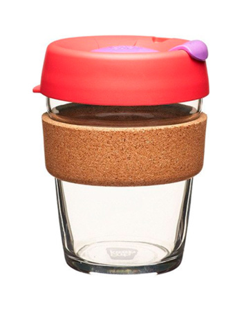 Keepcup Sumac cork brew 340 ml