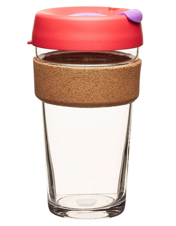 Keepcup Sumac cork brew 454 ml