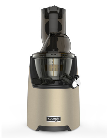 Kuvings juicer EVO820CH Exclusive champagne