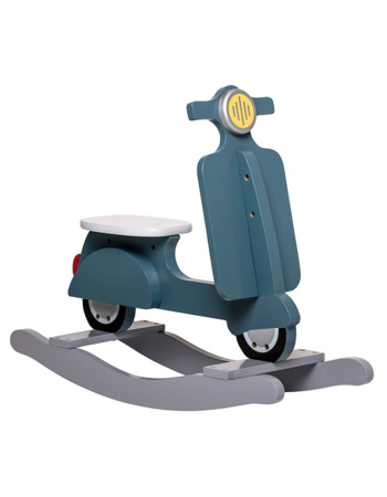Houpací scooter Grey