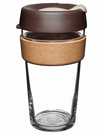 Keepcup Almond cork brew 454 ml