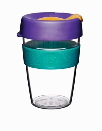Keepcup Reef original clear 340 ml