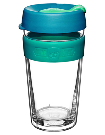 Keepcup Harvest longplay clear 454 ml