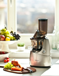 Kuvings Whole Slow Juicer  B6000W Exclusive stříbrný