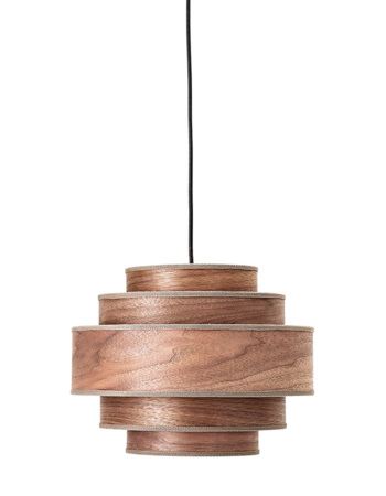 Stropní lampa Walnut brown