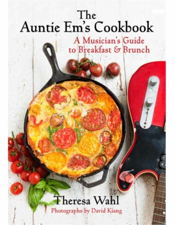 Theresa C. Wahl - Auntie Em's Cookbook