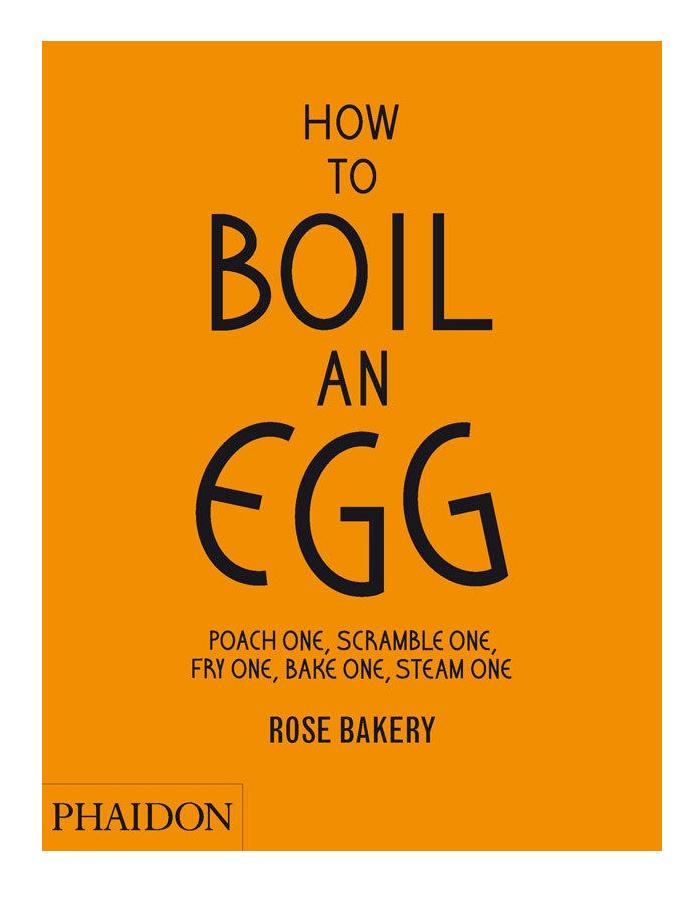 Rose Carrarini - How to Boil an Egg | KITCHENETTE SHOP