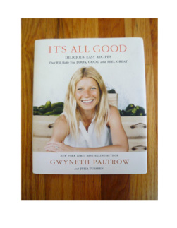 Gwyneth Paltrow - It's  All Good