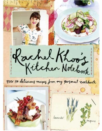Rachel Khoo - Kitchen Notebook