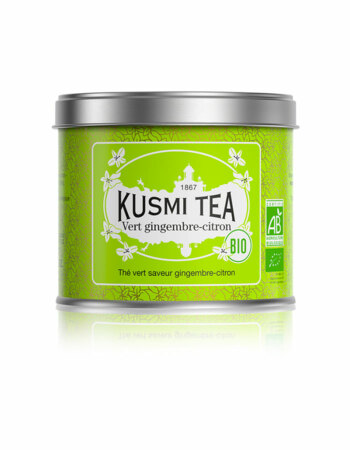 Kusmi Tea Organic Green Ginger Lemon 100 g
