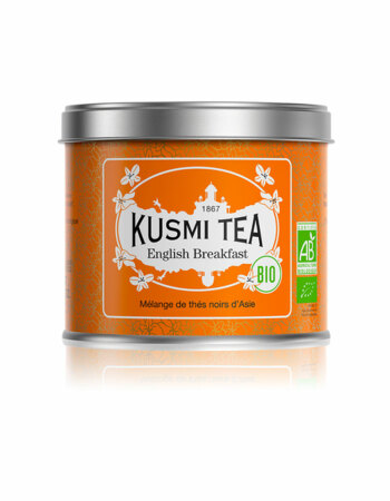 Kusmi Tea Organic English Breakfast 100 g