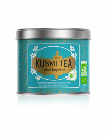 Kusmi Tea Organic Imperial Label 100 g
