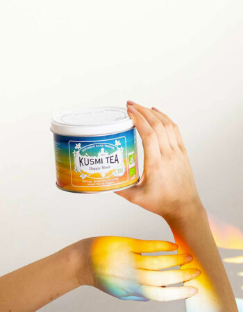Kusmi Tea Organic Happy Mind 100 g