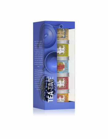 Kusmi Tea Selection Afternoon Teas 5 x 25 g