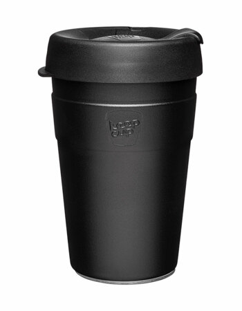 Keepcup Black thermo 454 ml