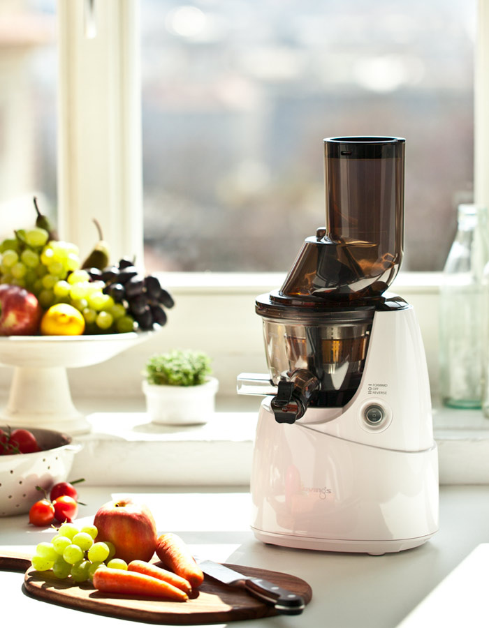 Kuvings Slow Juicer B6000w : Kuvings Whole Slow Juicer B6000W Exclusive bil? KITCHENETTE SHOP